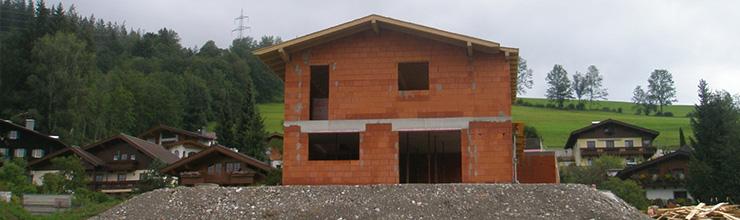 Einfamilienhaus Niederseer